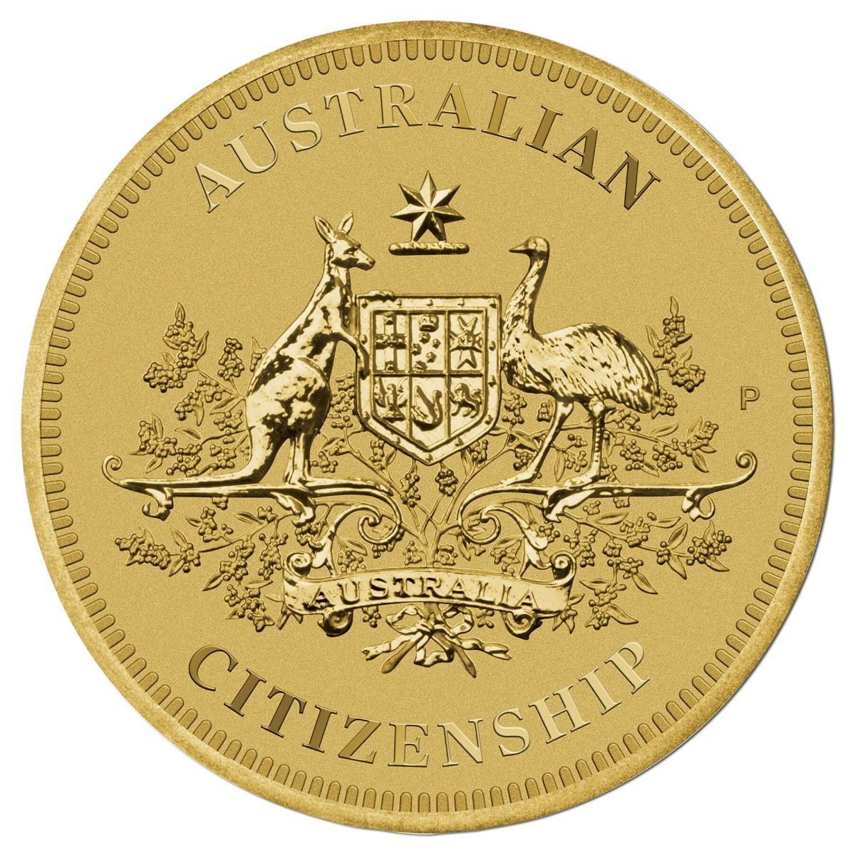2019 $1 Australian Citizenship Coin