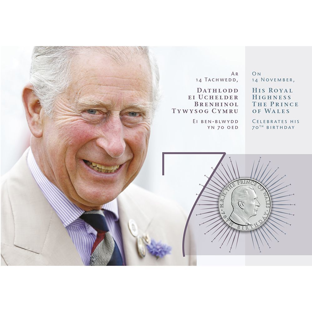 2018 HRH The Prince of Wales 70th Birthday PNC