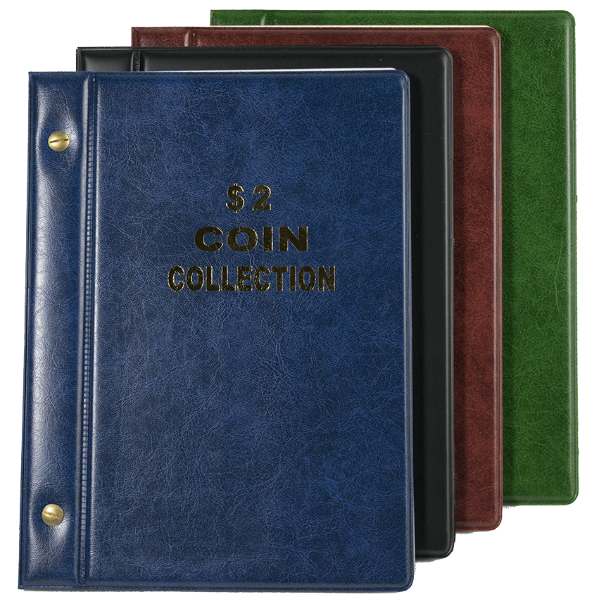 VST $2 Circulating Coin Album