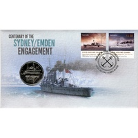 2014 Centenary of the Sydney/Emden Engagement PNC