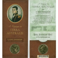2014 A Voyage to Terra Australis 'S' Counterstamp