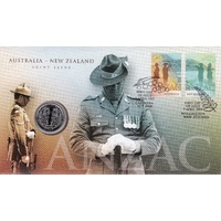 2015 ANZAC PNC Joint Issue