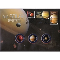 2015 Our Solar System 3 Medallion Cover