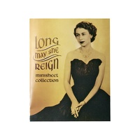 Long May She Reign Minisheet Collection