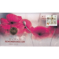 2016 Remembrance Day Special Limited PNC 018/1111