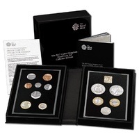 2017 United Kingdom Collector Proof Set