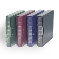 Lighthouse CLASSIC GRANDE Binder with Slipcase, extra-large capacity