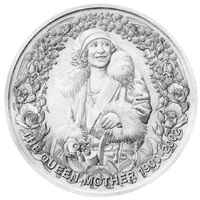 2002 $5 Queen Mother 'A Celebration of Her Life'