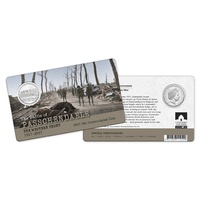 2017 50c Battle of Passchendaele Unc