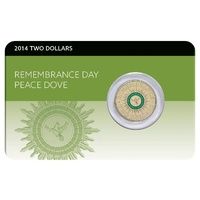 2014 $2 Remembrance Day Pack