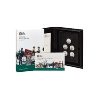 2019 50 Years of the 50p Military Set Proof Coin Set