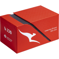 2020 $1 QANTAS 11 Coin Boxed Set