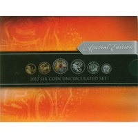 2012 Royal Australian Mint Uncirculated Mint Set, Special Edition