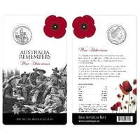 2011 20c Australia Remembers War Historians