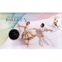 2012 The Australian Ballet 50 Years PNC
