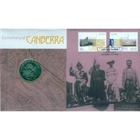 2013 Centenary of Canberra PNC
