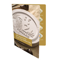 2018 $2 30th Anniversary of the $2 Coin 12 Coin Folder