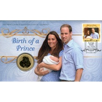 2013 Birth of a Prince PNC
