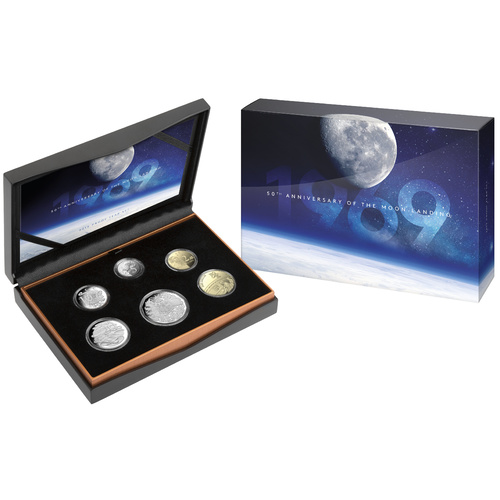 2019 Royal Australian Mint Annual Proof Set
