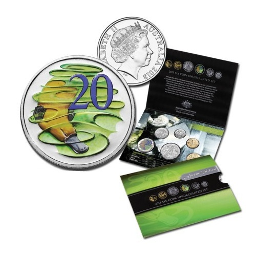 2013 Royal Australian Mint Uncirculated Mint Set