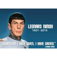 Spock played by Leonard Nimoy main image